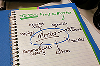 Peer mentor groups for scientists resource guide