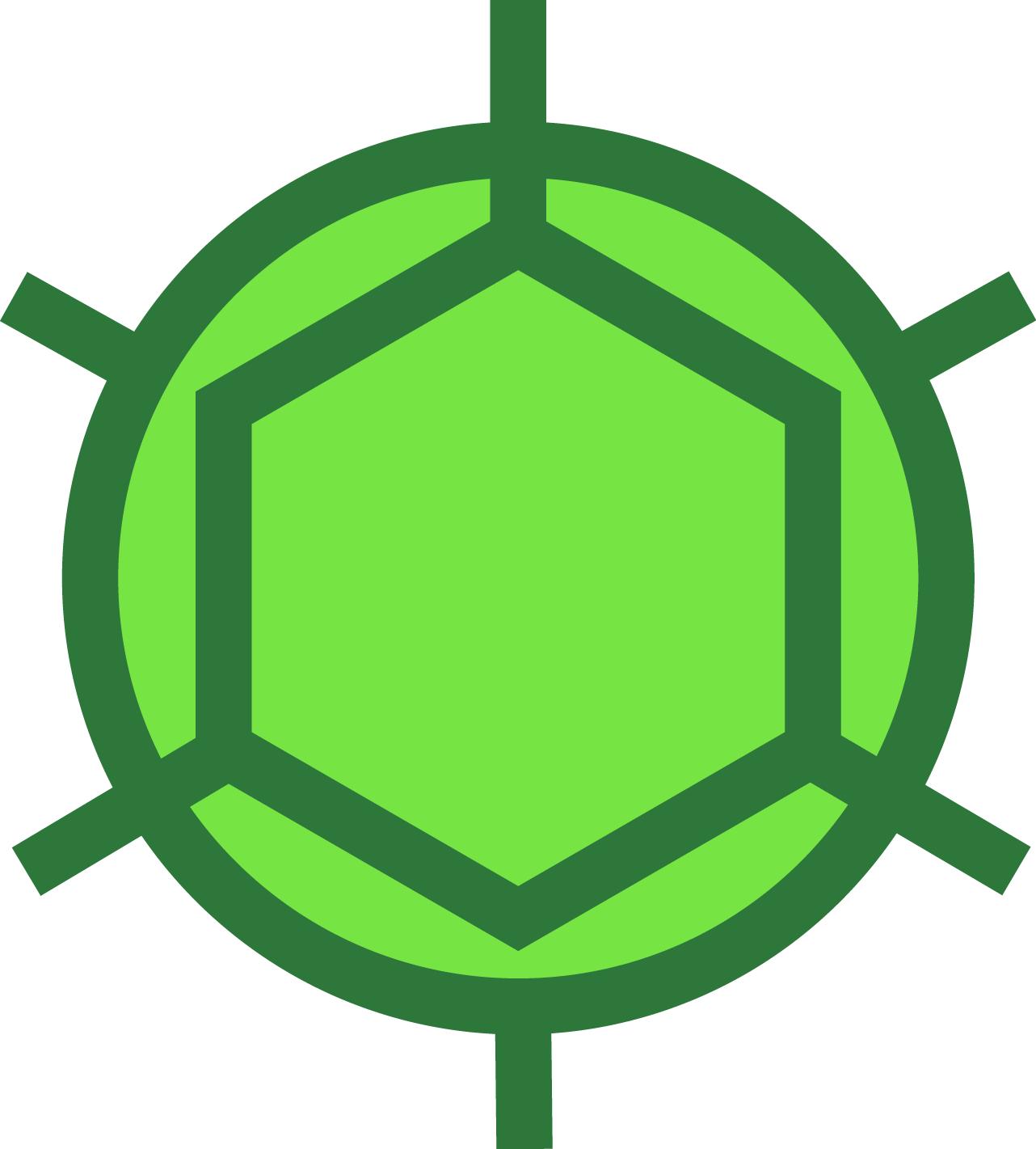 Addgene Green Virus Icon