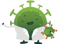 Blugene-virus-friend