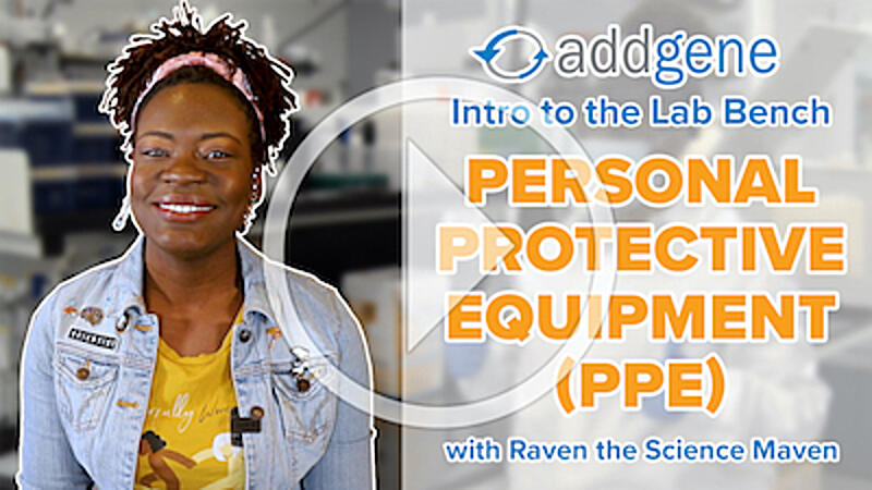 Personal protective equipment video thumbnail
