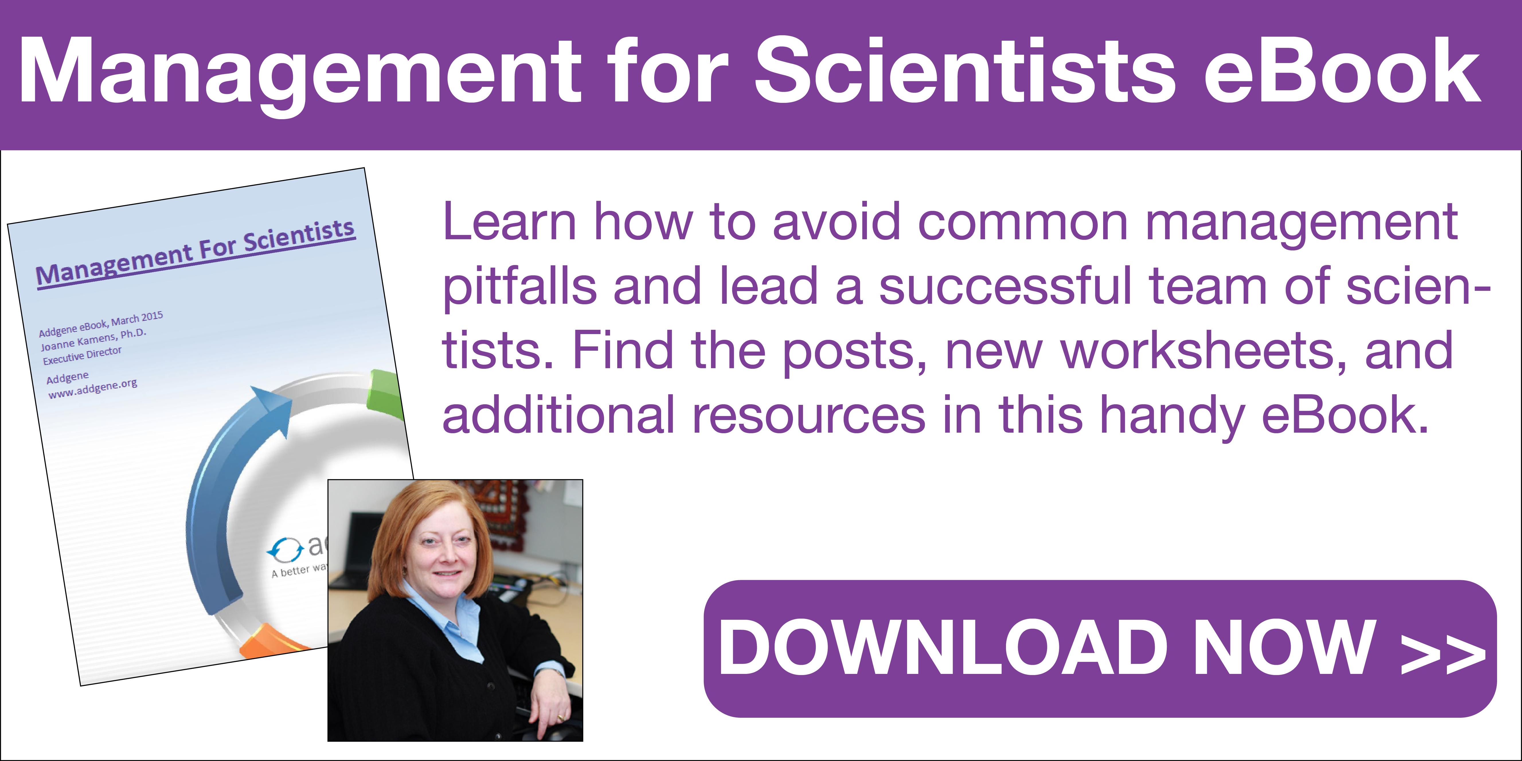 Management for Scientists eBook Slide.png