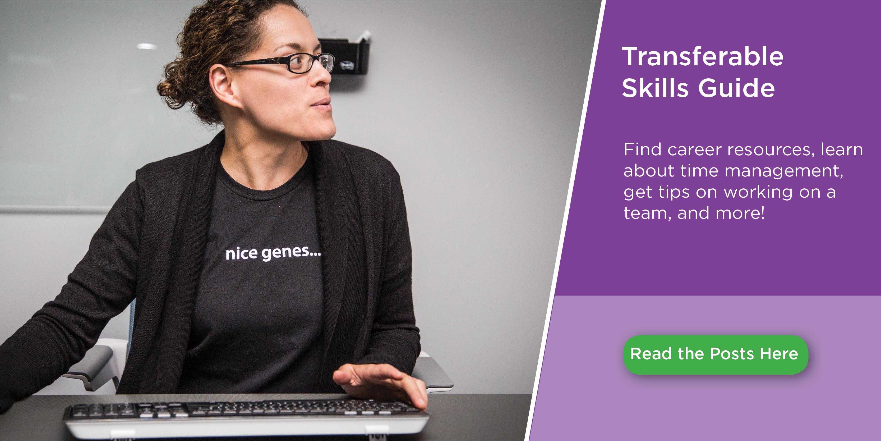 Transferable Skills Guide Slider