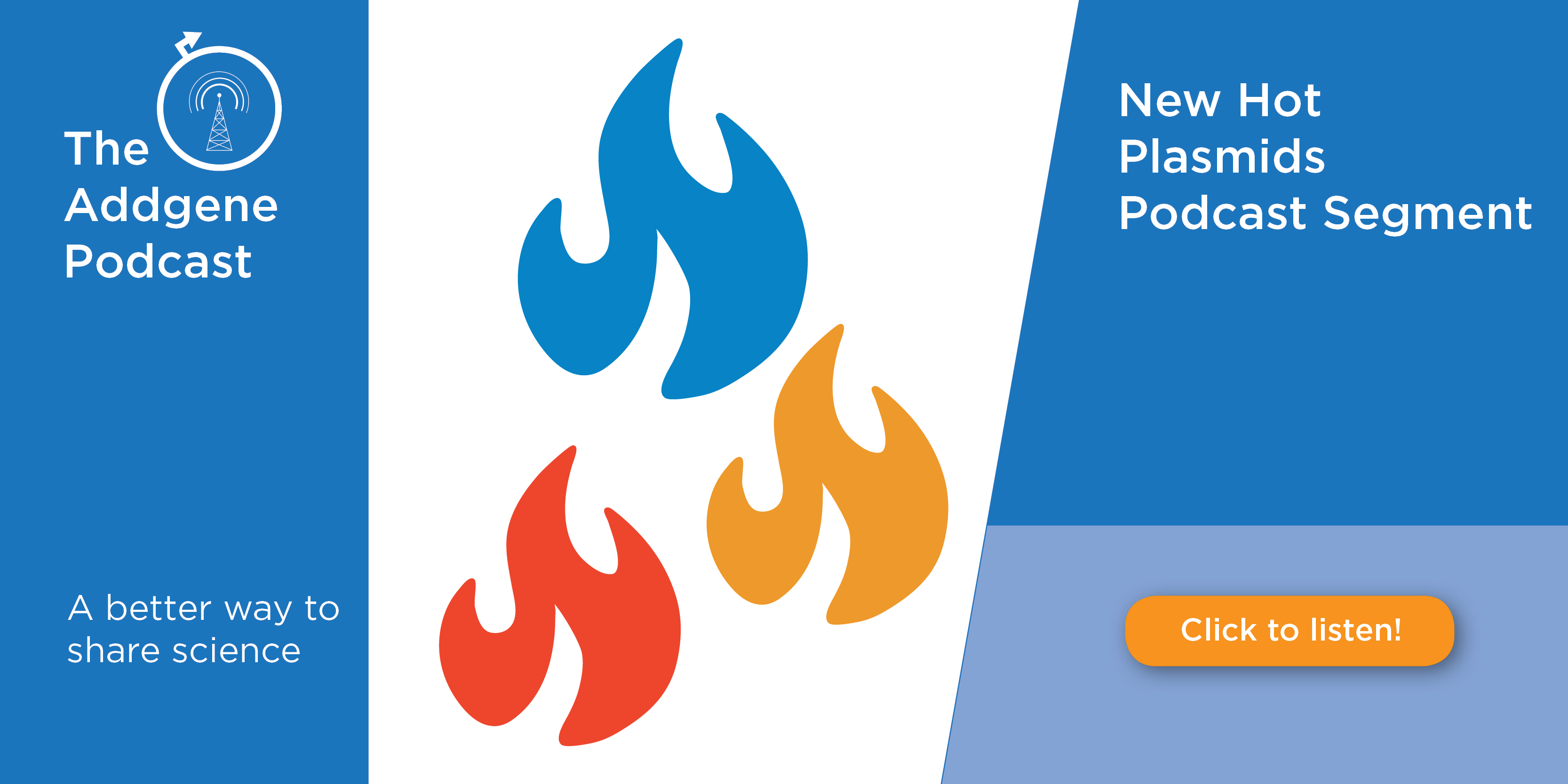 Hot Plasmids Podcast